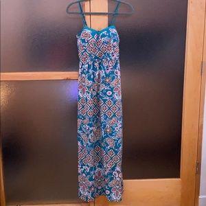 Maxi Dress with Pockets!